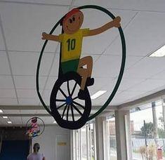 Decoração olimpíadas. #olimpíadas #rio2016 #jogosolimpicos #decoracao #ideias…