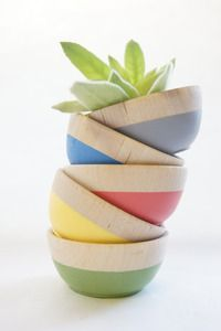 Image of Summer Mini Bowl Set of 5