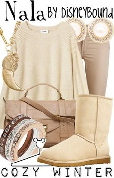 """Just saw everythjng my bff posted about Lion King, came across this and was like """"cute! Disney Mode, Disney Land, Disney Pixar, Walt Disney, Disney Inspired Fashion, Disney Fashion, Disneybound Outfits, Disney Dress Up, Disney Clothes"""