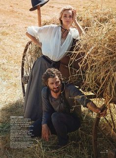 Michiel Huisman Stars in Editorial for Glamour August 2014 Issue image Michiel Huisman 2014 Glamour 005