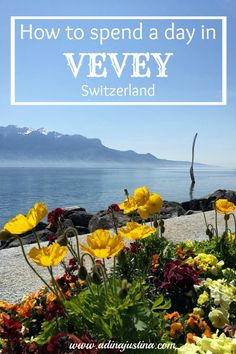Great tips how to spend a perfect day in Vevey, Switzerland