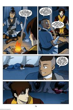 Nickelodeon Avatar: The Last Airbender - The Search Part 1 - Read Nickelodeon Avatar: The Last Airbender - The Search Part 1 comic online in high quality Avatar Aang, Suki Avatar, Avatar Funny, Team Avatar, Avatar The Last Airbender Funny, The Last Avatar, Avatar Airbender, Avatar World, Fanart