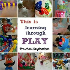 Play learning