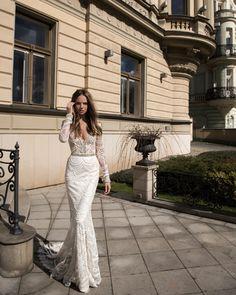#BERTA jewelry dress