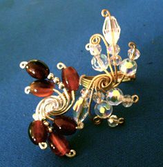 """Pinwheel Ring by Dave """"Cougar"""" Armstrong.  Includes photo-tutorial."""