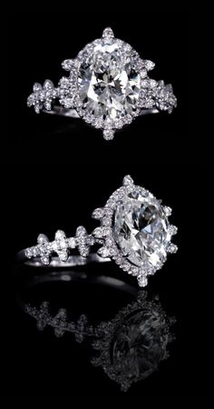 Beautiful diamond ring #diamonds
