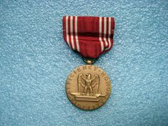 World War II Good Conduct Medal by Reliquarious on Etsy, $20.00