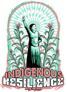 """""""Indigenous Resilience"""" sold by lit_t_hawk. Native American Wisdom, Native American Pictures, Native American Artists, Native American Women, Native American Indians, Arte Latina, Protest Art, Power To The People, Feminist Art"""
