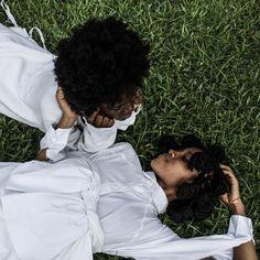 More Black Or Brown Folks In Dark Academia Black Girl Aesthetic, Couple Aesthetic, Summer Aesthetic, Black Love, Black Is Beautiful, Cute Lesbian Couples, Lesbian Love, Black Lesbians, Heart Broken
