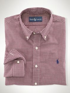Still on the hunt for a gift for your guy? Try a classic Ralph Lauren button down, available in a wide array of colors