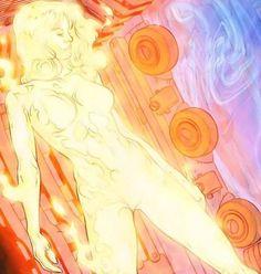 Women of Marvel: Magma: