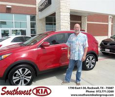 Congratulations to Jack Spencer on the 2012 #KIA #Sportage