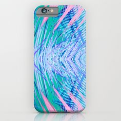 Tropical Palm iPhone & iPod Case