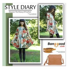 """""""Bangood"""" by janee-oss ❤ liked on Polyvore featuring women's clothing, women, female, woman, misses and juniors"""