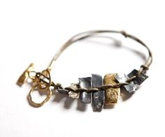 """New Tradition The """"UNREFINED"""" Bracelet"""
