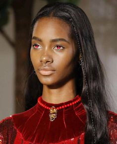 Find images and videos about girl, fashion and red on We Heart It - the app to get lost in what you love. Black Girl Magic, Black Girls, Black Women, Color Splash, Pretty People, Beautiful People, Catty Noir, Black Is Beautiful, Character Inspiration