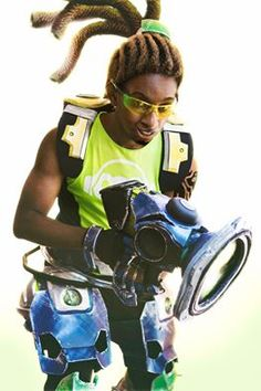 Lucio from Overwatch Cosplayer: Kadu=Out Photographer: William Tan's Photography
