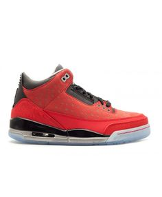 Air Jordan 3 Retro Db Doernbecher 2013 Varsity Red Metallic Silver Black  437536 600 Air Jordan 380a39375