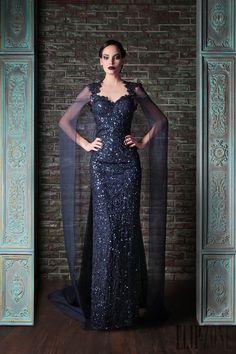 Rami Kadi «Le gala des mystères», O-I 2013-2014 - Alta Costura - http://es.flip-zone.com/fashion/couture-1/independant-designers/rami-kadi-4295