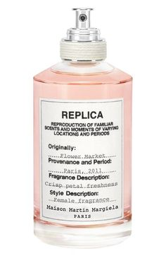 Maison Martin Margiela 'Replica - Flower Market' Fragrance available at #Nordstrom