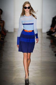 Peter Som #fashionweek