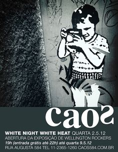 expo White Night White Heat