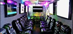 Mobile Video Game Truck & Arcade To Go On Wheels Serving Bergen County New Jersey, Rockland, Westchester & Orange Counties in New York. Video Game Party, Video Game Rooms, Party Games, Video Games, Gaming Lounge, Gaming Room Setup, Bergen County New Jersey, Bus Games, Gaming Center
