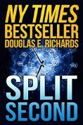 """Split Second by Douglas E. Richards, NY Times Bestseller. """"A stunningly unique take on time travel."""" One of the tope 100 books in the Kindle store for more than five months. https://www.amazon.com/Split-Second-Douglas-Richards-ebook/dp/B014TE4FUS/ref=as_sl_pc_as_ss_li_til?tag=serendipityr-20&linkCode=w00&linkId=8985eeb4e0a65a37ce5016dfe33270ad&creativeASIN=B014TE4FUS"""