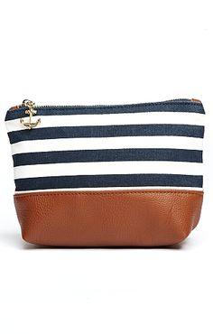Cosmetics Bag - Nautica.com