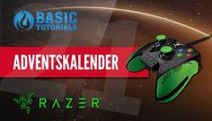 #Adventskalender: Razer Wildcat Controller #Gewinnspiel