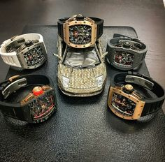 Lux Watches, Luxury Watches For Men, Vintage Watches, Richard Mille, Amazing Watches, Beautiful Watches, Tourbillon Watch, Mens Tights, Gold Chains For Men