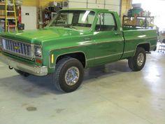 1974 Chevrolet C/K Pickup 1500
