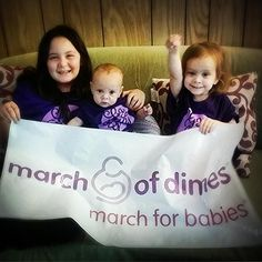 Join the #THX2U movement and share your appreciation of Mom and Dad with the world! For each baby picture of your child, grandchild, or yourself uploaded using #THX2U, we will donate $10 to the March of Dimes!