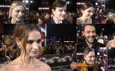 Here are our interviews from the Pride and Prejudice and Zombies European Premiere held in London this evening with Lily James, Sam Riley and More.