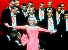 Marilyn Monroe, Gentlemen Prefer Blondes - Marilyn Monroe was found dead 50 years ago this Sunday.