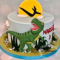 Birthday Cake T-Rex T Rex Tyrannasaurus Rex Dinosaur Birthday Cake T-Rex T Rex Tyrannasaurus Rex Dinosaur Dinasour Birthday Cake, Dinasour Cake, Baby Boy Birthday Cake, 4th Birthday Cakes, Dinosaur Birthday Party, Dinosaur Cakes For Boys, Dinosaur Cake Toppers, T Rex Cake, Dino Cake