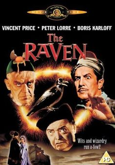 """Vincent Price and """"The Raven"""""""
