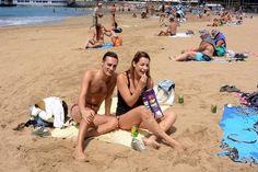 26 Ideas De Playa De Las Canteras Cantera Playa Fotos