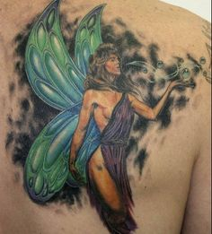 Fairy Tattoos -