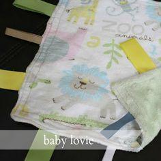 Live a Little Wilder: baby lovie {tutorial}