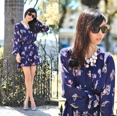 H People Around The World, Real People, Dresses With Sleeves, Long Sleeve, Casual, Fashion, Moda, Sleeve Dresses, Long Dress Patterns