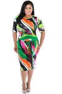 B*Envied Online Clothing Boutique - Missy-Plus Dresses