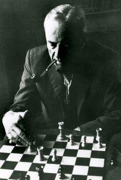 Witold Gombrowicz, 1967 r., fot. Oswaldo Malura/archiwum Rity Gombrowicz/FOTONOVA