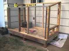 cat enclosure and outside litterbox five stars accommodations