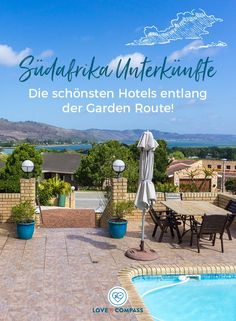 Hotels in Südafrika – Alle Unterkünfte unserer großen Reise In this post you will find all our hotels, accommodations and guest houses during the South Africa tour. Whether Cape Town, Johannesburg or the Garden Route. Africa Destinations, Travel Destinations, South Africa Tours, Cape Town South Africa, Cruise Travel, Asia Travel, Hotel Am Meer, Les Continents, Camping Photography