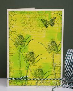 StampingMathilda: Green