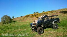 Chillin on a truck Cumbria