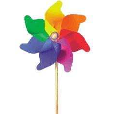 Pinwheel on a stick!