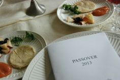 holy week :: our passover seder - Domestic Serenity @DanieatDomestic