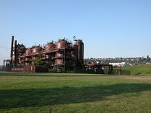 Gas Works Park -